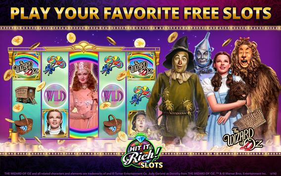 Hit it Rich! Lucky Vegas Casino Slot Machine Game screenshot 10
