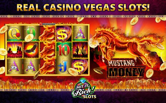 Hit it Rich! Lucky Vegas Casino Slot Machine Game screenshot 12