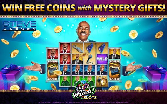 Hit it Rich! Lucky Vegas Casino Slot Machine Game screenshot 13