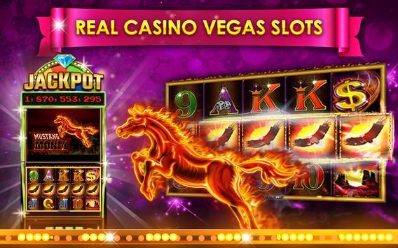 Hit it Rich! Lucky Vegas Casino Slots Game स्क्रीनशॉट 1