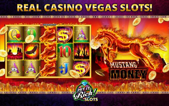Hit it Rich! Lucky Vegas Casino Slot Machine Game screenshot 7