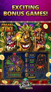Hit it Rich! Lucky Vegas Casino Slot Machine Game screenshot 4