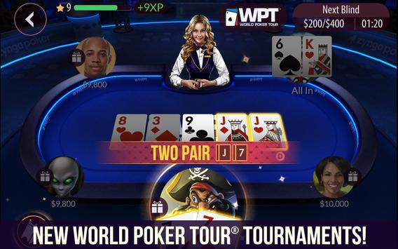 Zynga Poker plakat