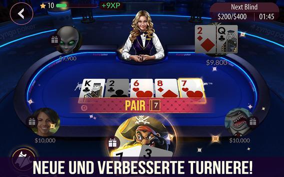 Zynga Poker Screenshot 10