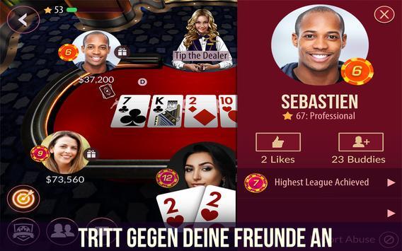 Zynga Poker Screenshot 6