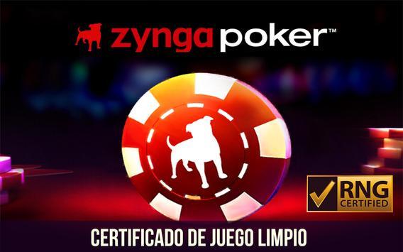 Zynga Poker captura de pantalla 9