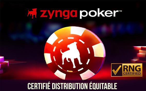 Zynga Poker capture d'écran 14