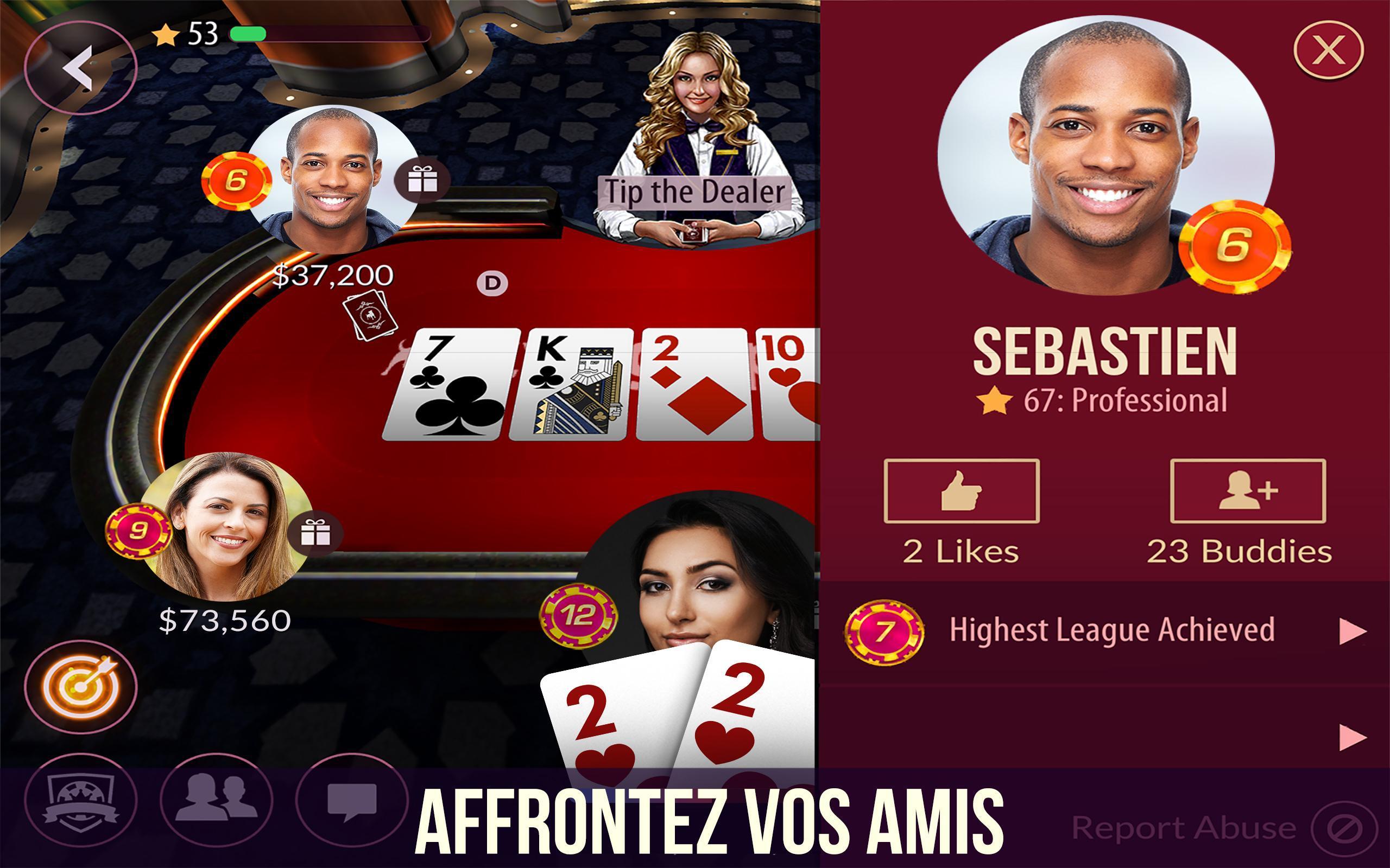Poker Zynga