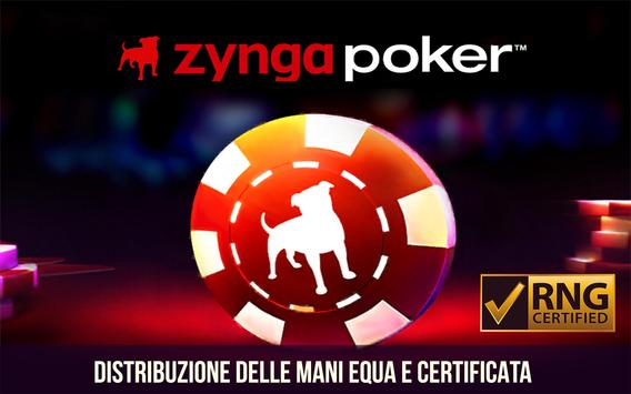 9 Schermata Zynga Poker