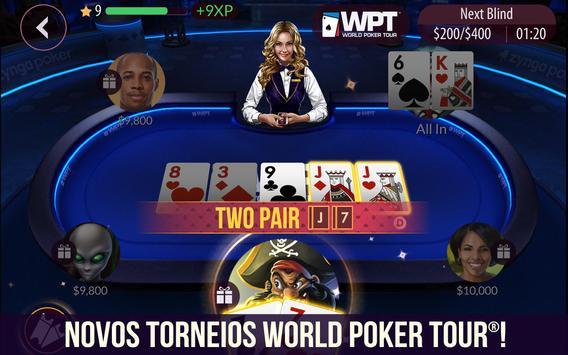 Zynga Poker Cartaz