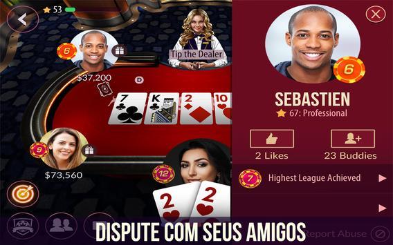 Zynga Poker imagem de tela 11