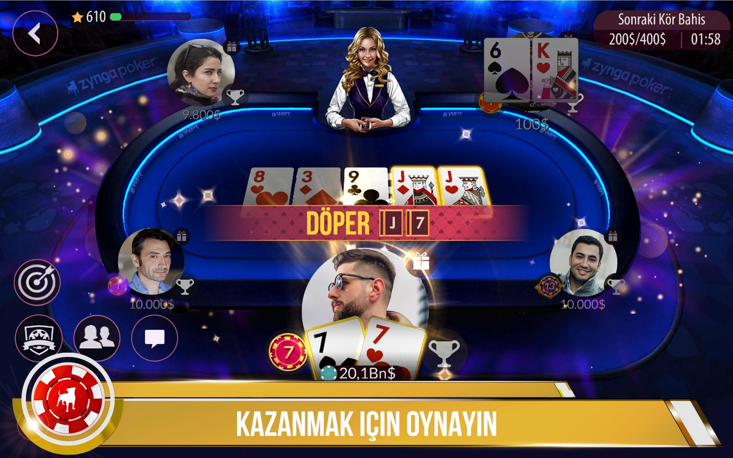 Holdem Zynga Poker