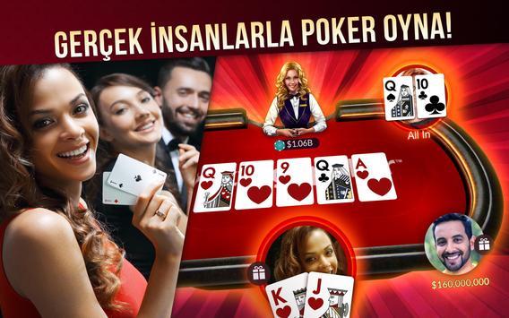 Zynga Poker Ekran Görüntüsü 5
