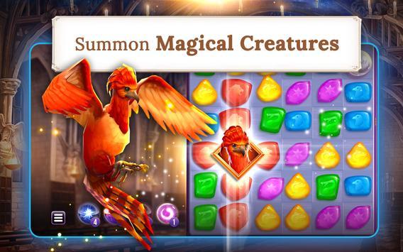 Harry Potter: Puzzles & Spells captura de pantalla 13