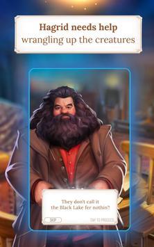 Harry Potter: Puzzles & Spells captura de pantalla 2