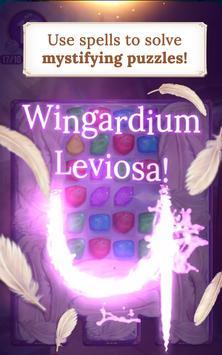 Harry Potter: Puzzles & Spells captura de pantalla 3