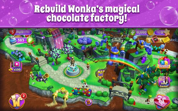 Wonka's World of Candy plakat