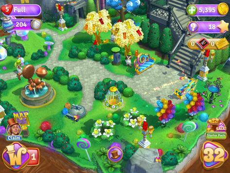 11 Schermata Wonka: Mondo di Caramelle