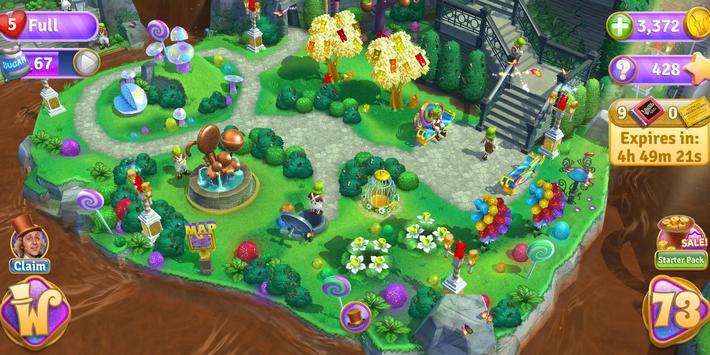 """Résultat de recherche d'images pour """"Wonka's World of Candy – Match 3"""""""
