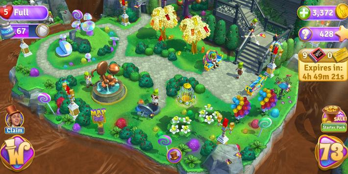 Wonka's World of Candy screenshot 4
