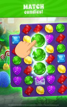 7 Schermata Wonka: Mondo di Caramelle