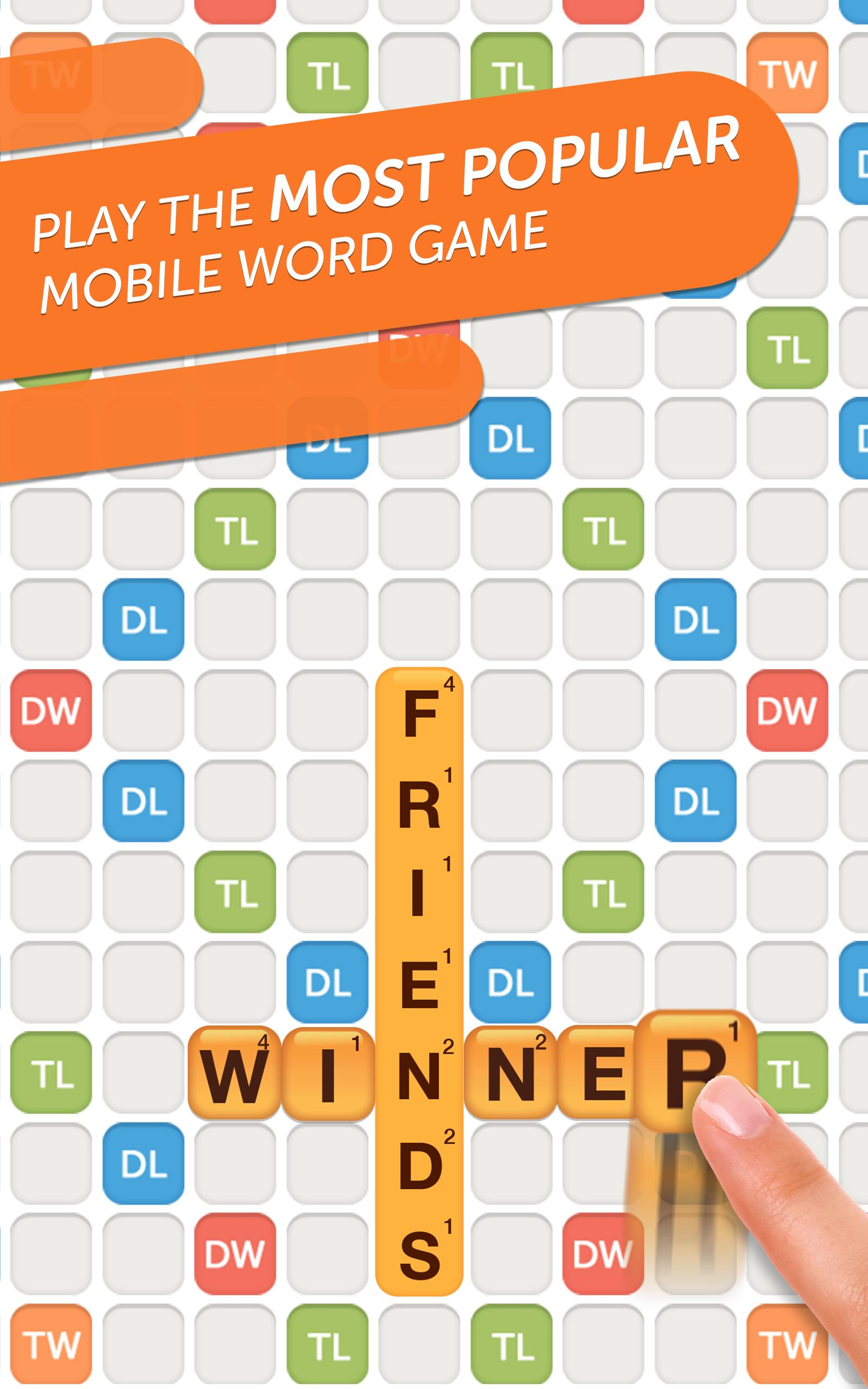 Words With Friends 2 – Free Word Games & Puzzles for Android
