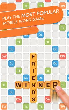 Words With Friends 2 – Free Word Games & Puzzles poster