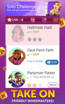 Words With Friends 2 – Free Multiplayer Word Games screenshot 14