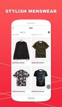 SheIn - التسوق موضة نسائية تصوير الشاشة 4