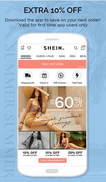 SHEIN screenshot 4
