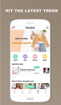 SheIn - التسوق موضة نسائية تصوير الشاشة 6