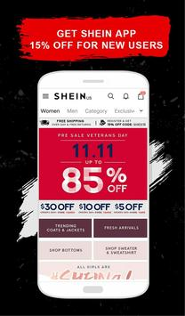 SHEIN स्क्रीनशॉट 1