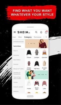 SHEIN screenshot 2