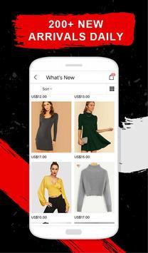 SheIn - التسوق موضة نسائية تصوير الشاشة 3