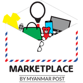 Marketplace By Myanmar Post icon