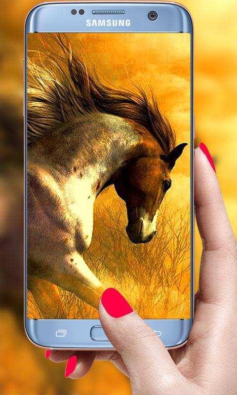 Horses Live Wallpaper 4k Hd Background 2018 3d For Android Apk