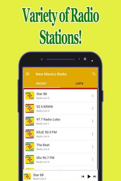 New Mexico Radio Stations Online poster