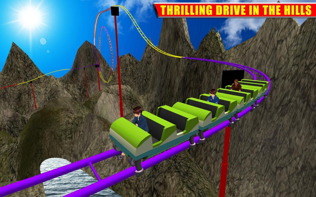 Amazing Roller Coaster 2019: Rollercoaster Games for Android