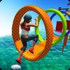 Water Park Games Free: Water Stuntman Run 2019 иконка