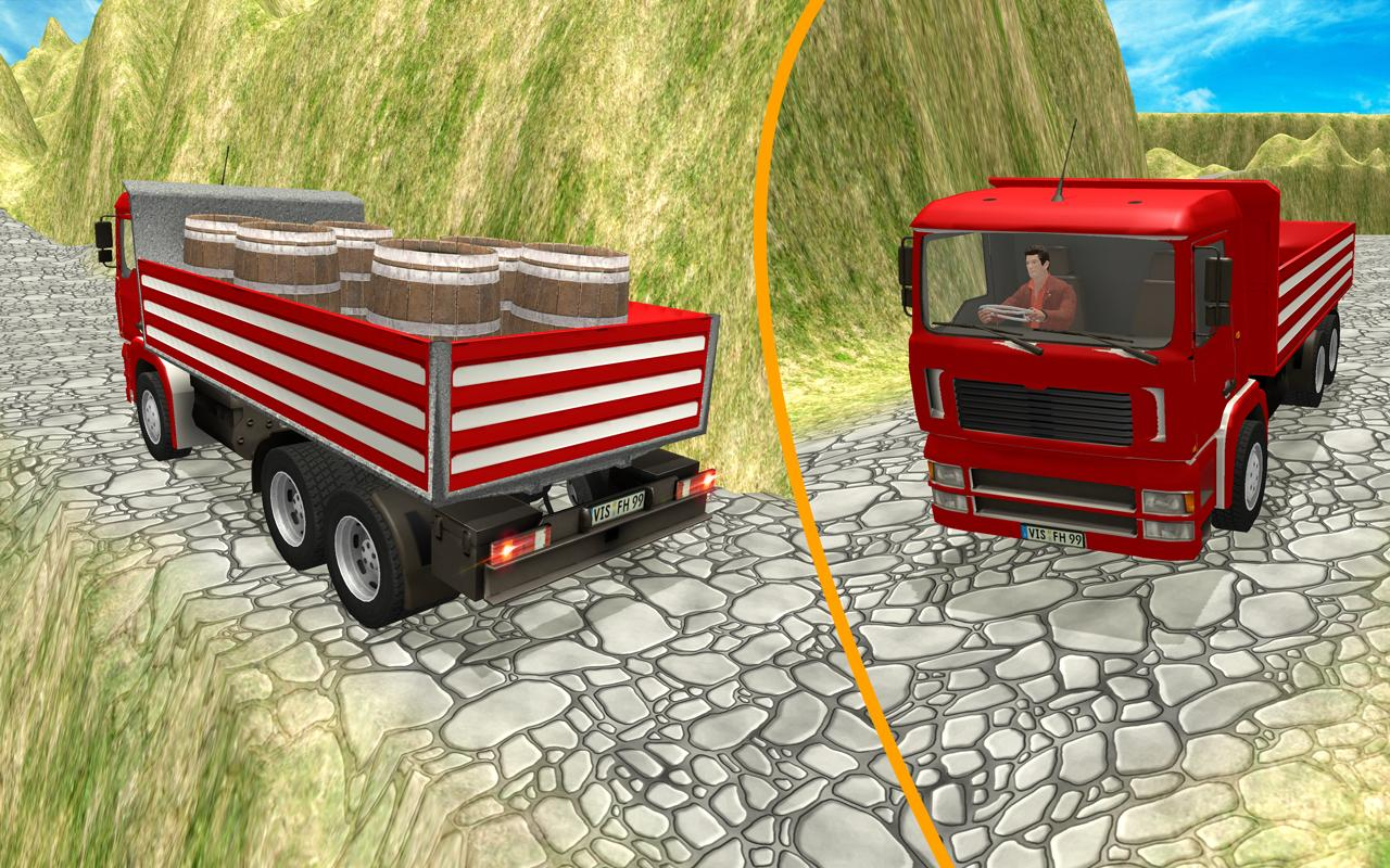 3D Truck Driving Simulator for Android - APK Download