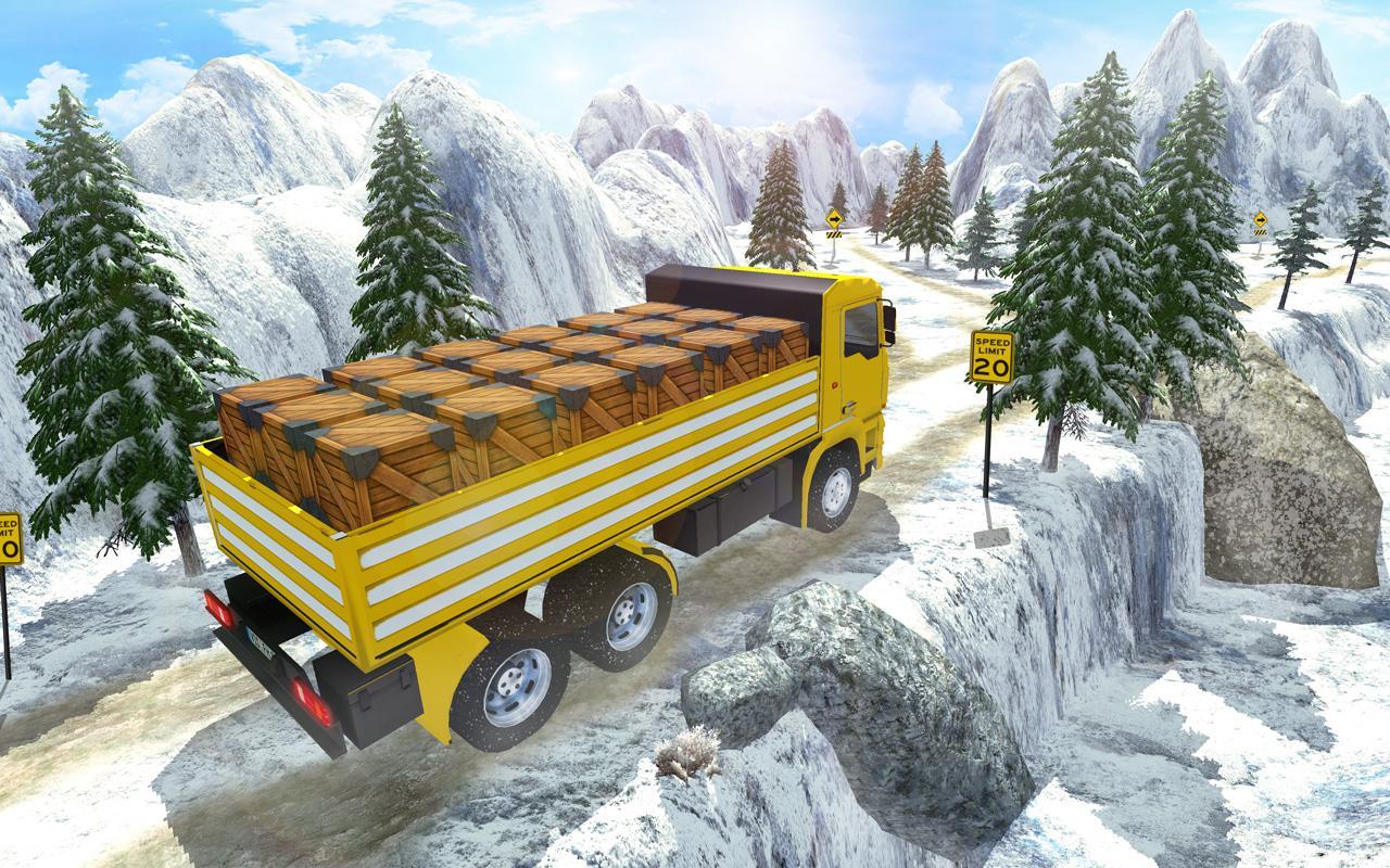 Real Driving Games >> 3d Truck Driving Simulator Real Driving Games Apk 2 0 024