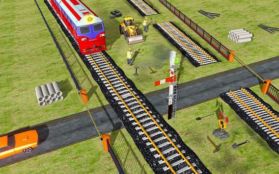 Train Track Construction Free: Train Games screenshot 4