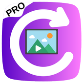 Photo recovery deleted All photos – Restore Photos icon