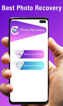 Photo recovery deleted All photos – Restore Photos poster