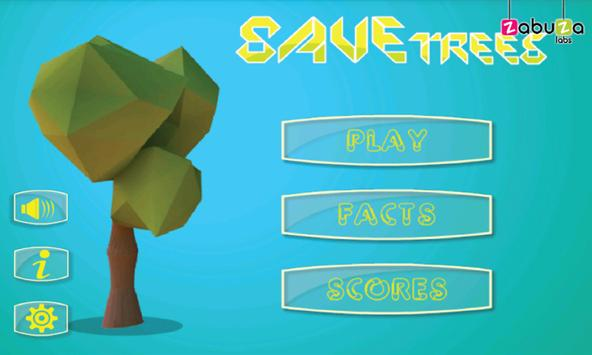 Save Trees Game poster