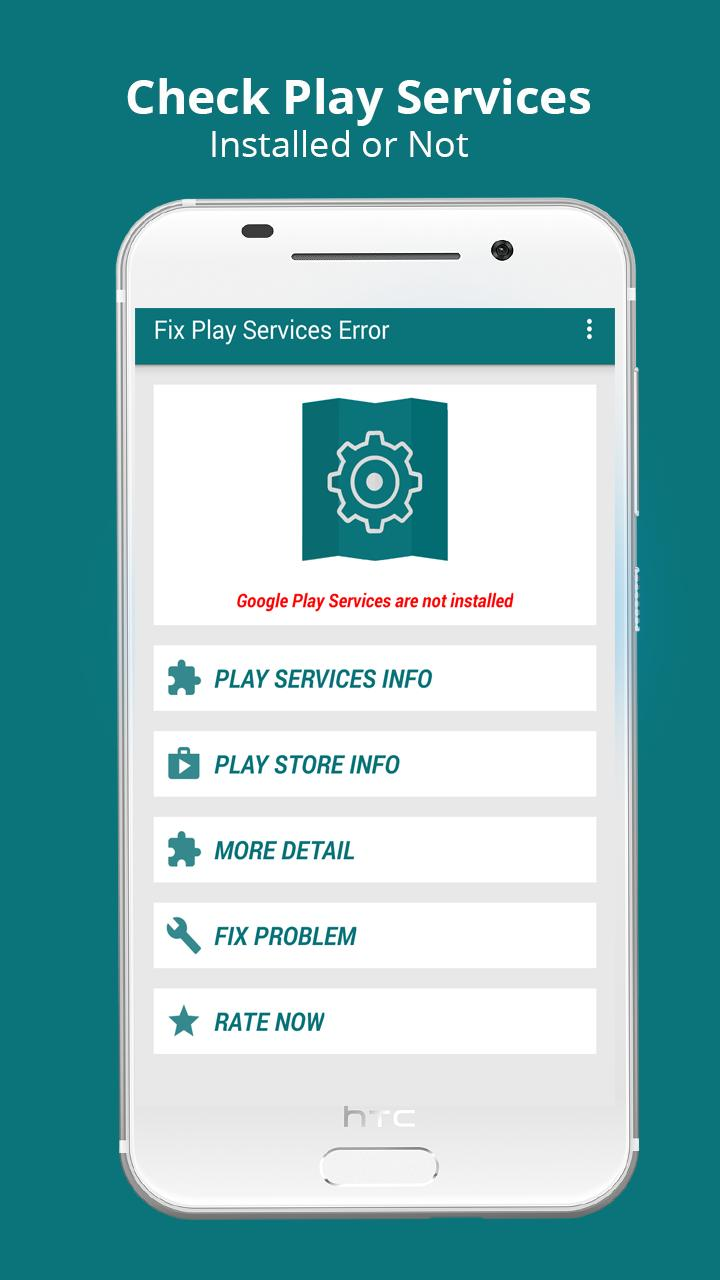 Fix Play Store & Play Services Error Info (update) for
