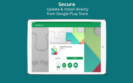 latest google play services framework apk