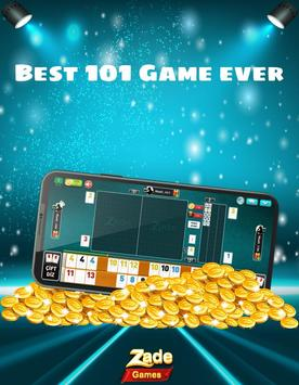 101  Okey Zade Games screenshot 1