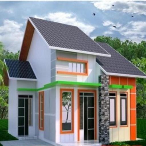 5500 Gambar Rumah Dengan Warna Cat Minimalis HD Terbaru