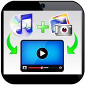 Photo To Video With Song icon